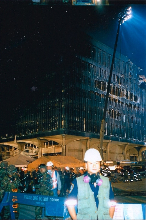 III Ground Zero World Trade Center 9-11 (WTC 9-11)