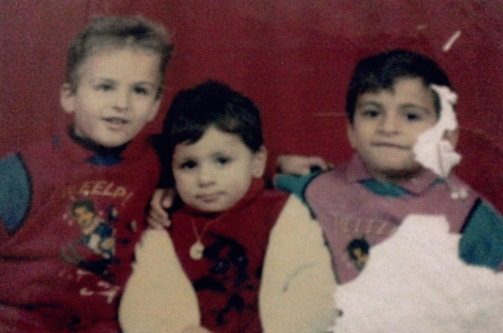 1995, Me, Bro, and Sis